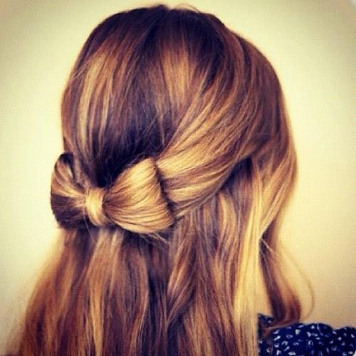peinados-faciles-pelo-largo-lazo