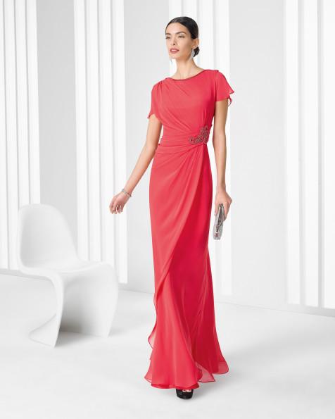 vestidos-de-fiesta-rojos-otono-invierno-2017-fruncido