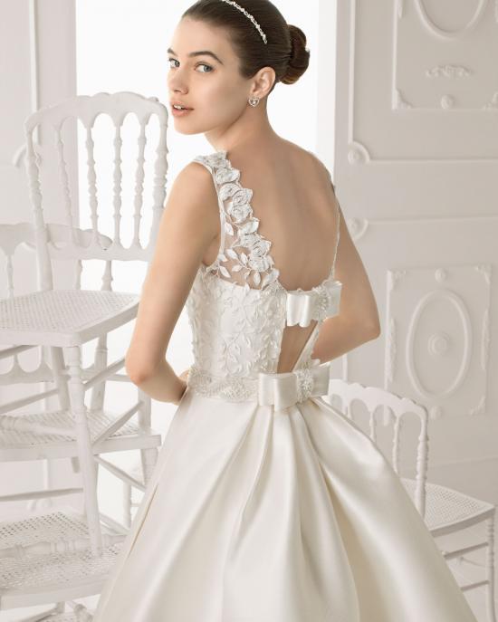 vestidos de novia el corte inglés primavera verano 2019