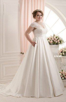 Ver vestidos de novias para gorditas