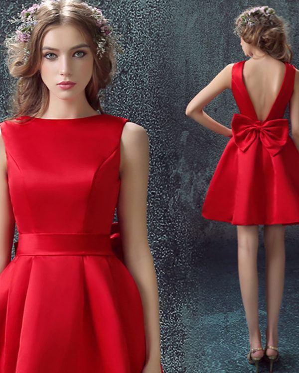 vestidos-rojos-fiesta-otono-rojo-corto-escote-espalda