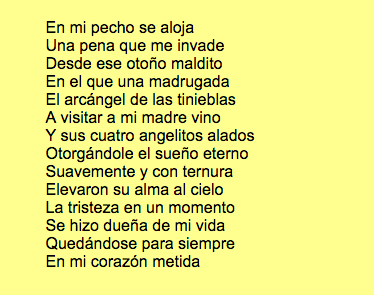Dia De La Madre Poemas Para El Da De La Madre Poetas De