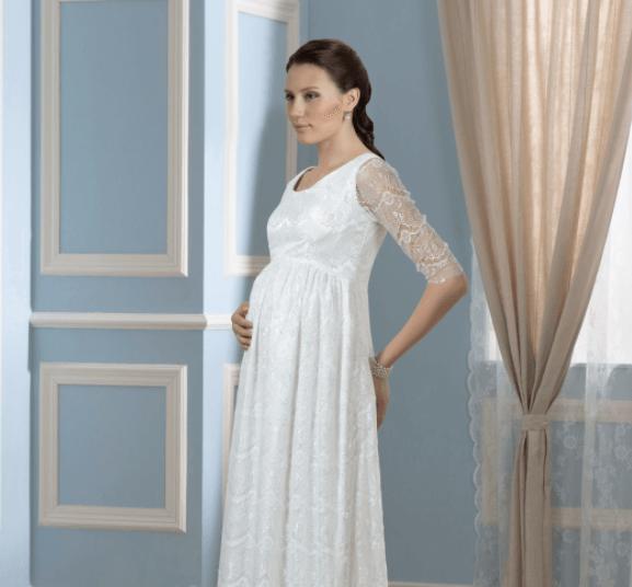 Vestidos Para Novias Embarazadas Otoño Invierno 2019 2020