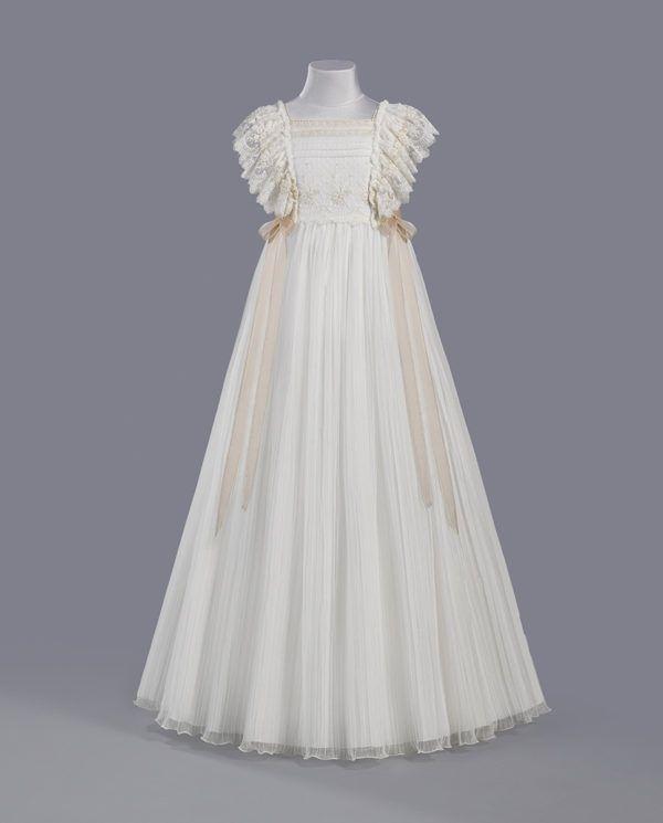 Vestidos de comunion cortos el corte ingles
