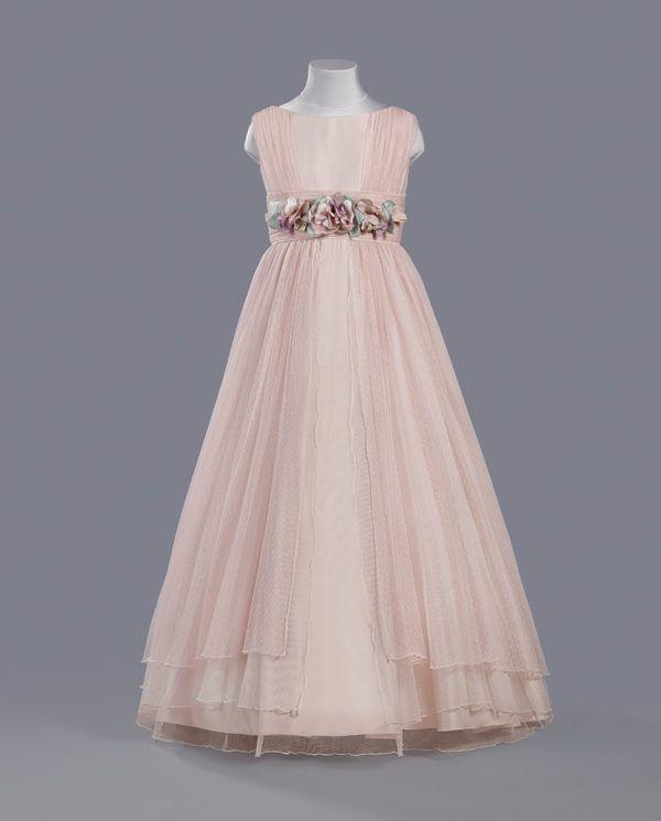 El vestido de comunion mas bonito del mundo