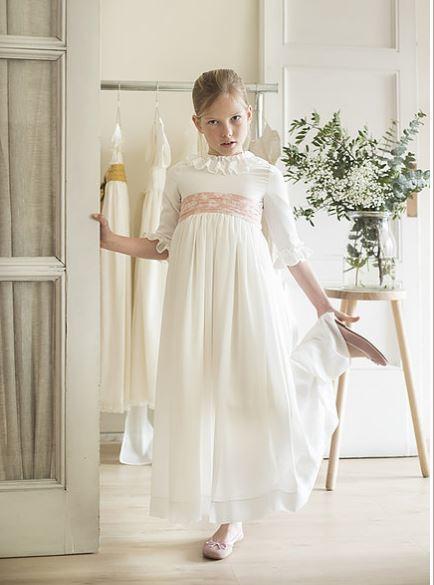 Vestidos de ninas elegantes modernos