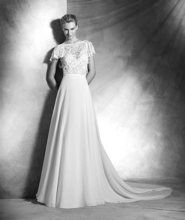 Ver vestidos de novia modernos