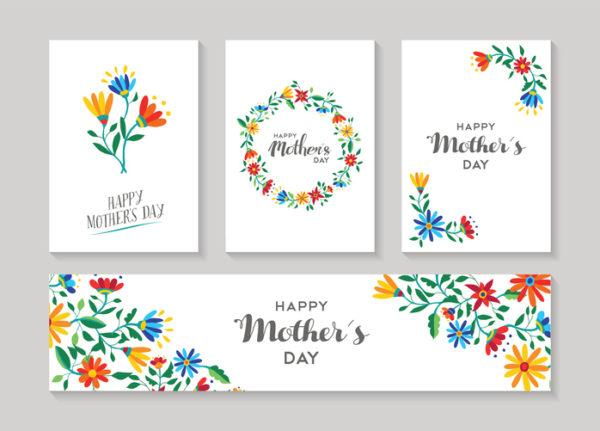 Tarjetas del Día de la Madre 2018 - Blogmujeres.com