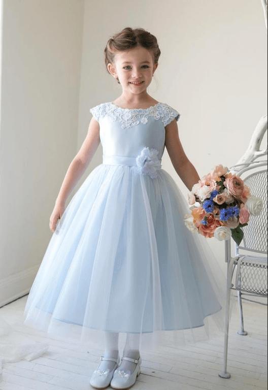 vestidos de primera comunion ninas grandes