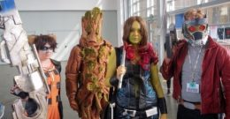Cómo disfrazarse de Guardianes de la Galaxia para Carnaval 2019