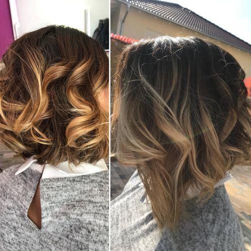 Peinados De Media Melena Primavera Verano 2019 Blogmujeres Com