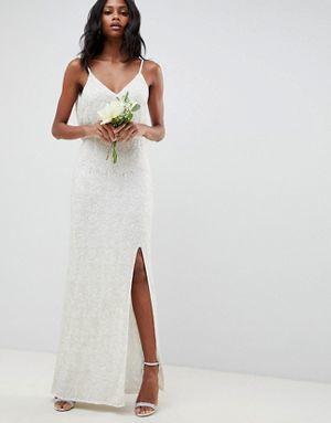 69df3a4ac4f Vestidos de novia para boda civil Primavera Verano 2019 ...