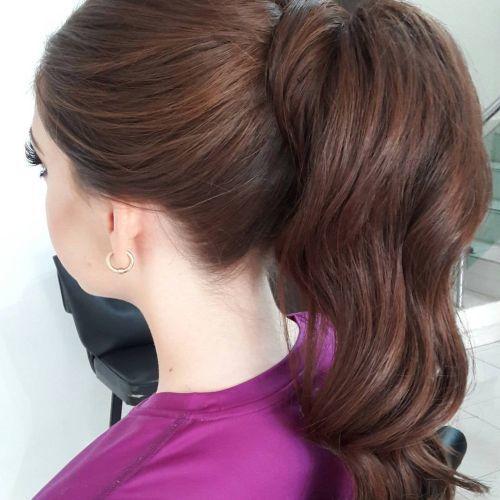 peinados-de-fiestas-recogido-con-coleta-con-onda12