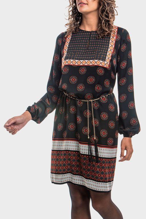 Vestido punto roma