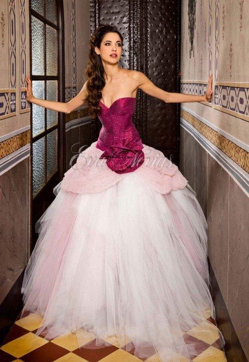 50 Fotos con vestidos de novia diferentes Primavera Verano 2018 ...