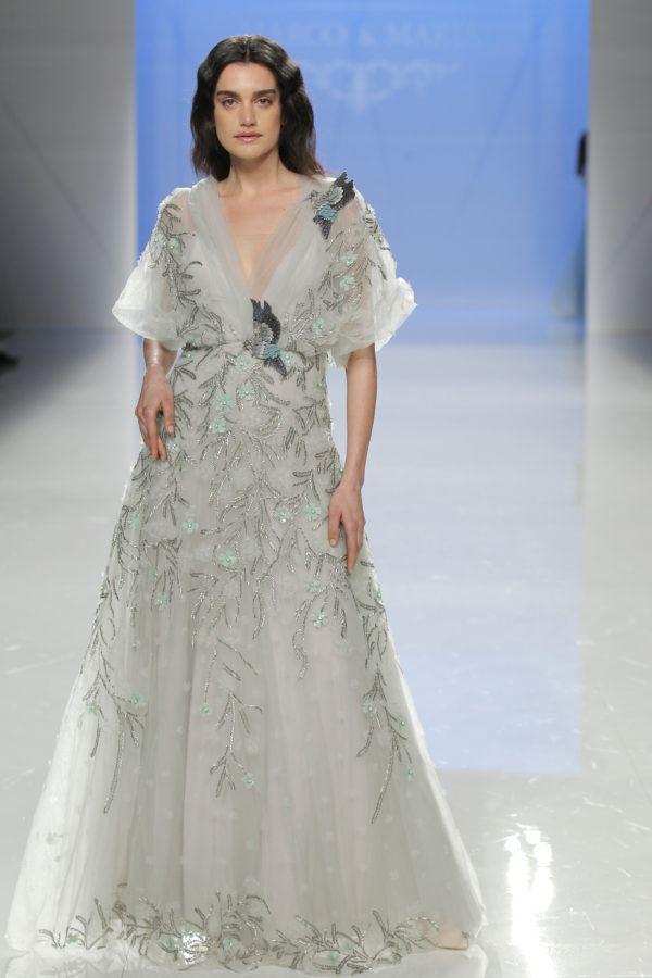50 Fotos con vestidos de novia diferentes Verano 2018 - Blogmujeres.com