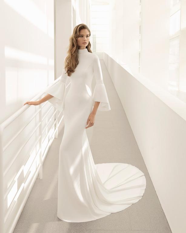 e93403b545 Vestidos de novia Primavera Verano 2019 - Blogmujeres.com