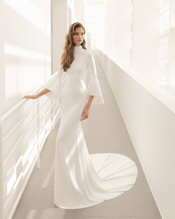 9b5fe397 Vestidos de novia Primavera Verano 2019 - Blogmujeres.com