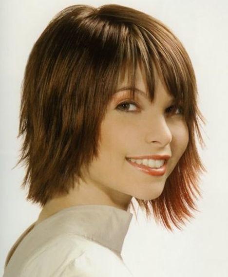 Cortes de pelo para mujer capas