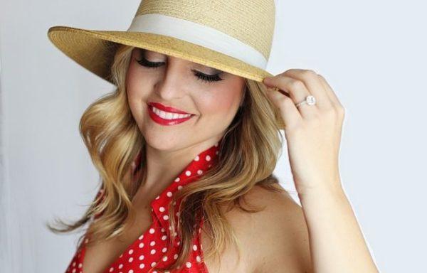 El Maquillaje Perfecto Para Un Vestido Rojo Blogmujerescom