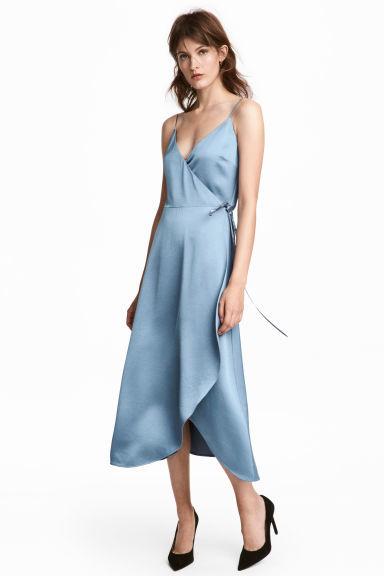 704727939 10 Ideas de Vestidos Azules cortos y largos de fiesta 2019 ...