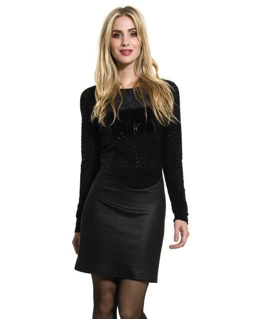 vestidos-negros-de-fiesta-corto-canale-el-corte-ingles
