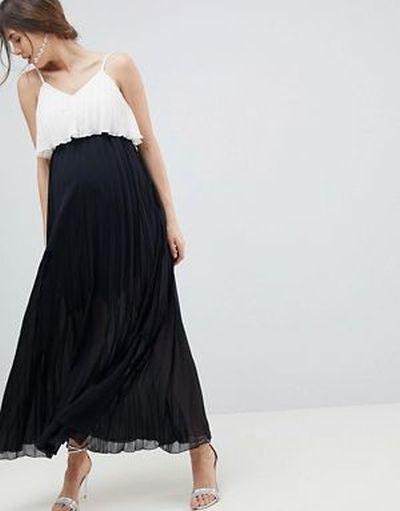 vestidos-de-fiesta-premama-para-embarazadas-largo-con-top-asos