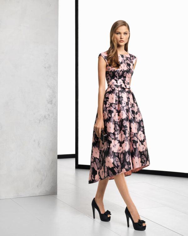 385b6a2255df Vestidos de fiesta Rosa Clará Primavera Verano 2019 - Blogmujeres.com