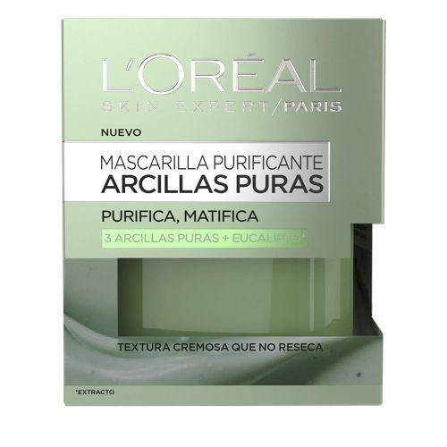 mejores-mascarillas-de-arcilla-loreal-purificante