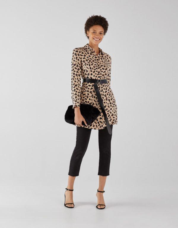 bershka-vestidos-estampado-leopardo