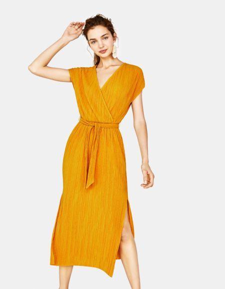 87d913e49 Bershka vestidos Primavera Verano 2019 - Blogmujeres.com