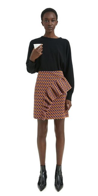 bimba-y-lola-catalogo-falda-jacquard-rosa