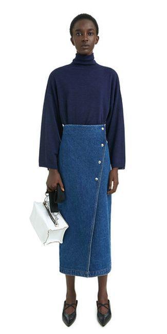 bimba-y-lola-catalogo-falda-vaquera-larga-azul