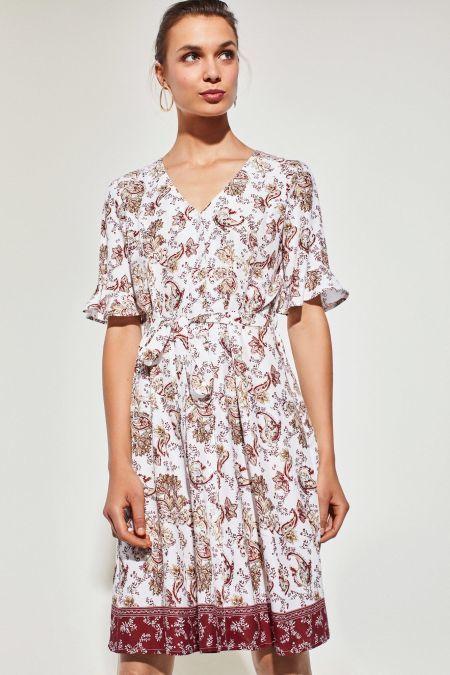 cortefiel-vestidos-largos-estampado-Cortefiel