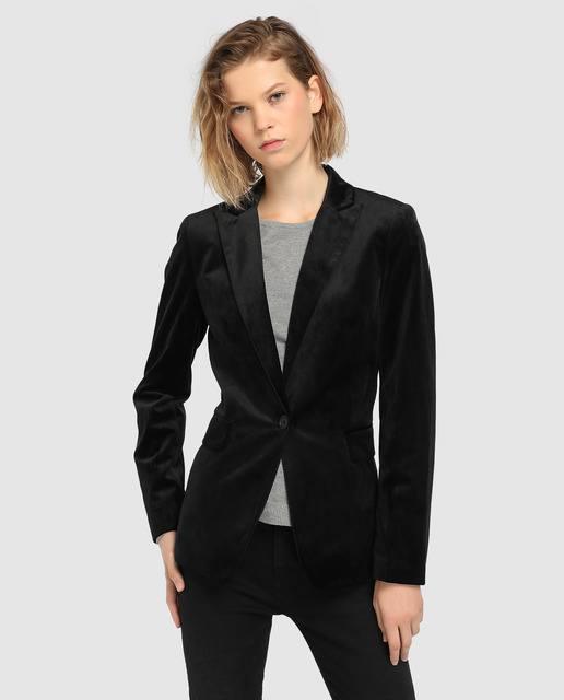 tintoretto-blazer-negra-de-terciopelo