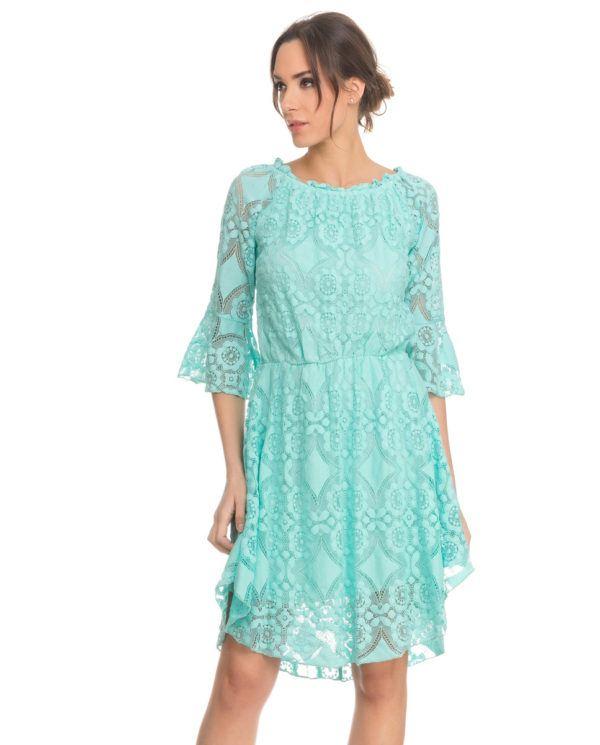 ac7aa7e12 Vestidos de encaje Primavera Verano 2019 - Blogmujeres.com