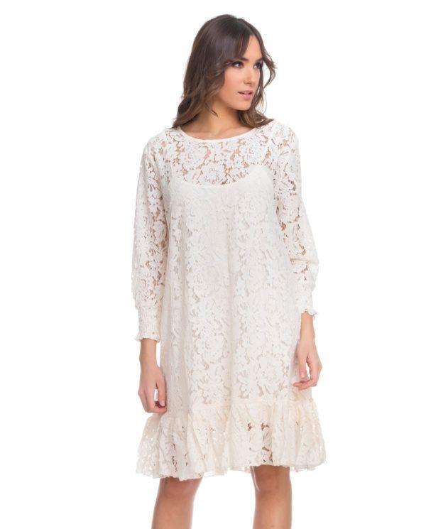 cc0eeb4fb075 Vestidos de encaje Primavera Verano 2019 - Blogmujeres.com
