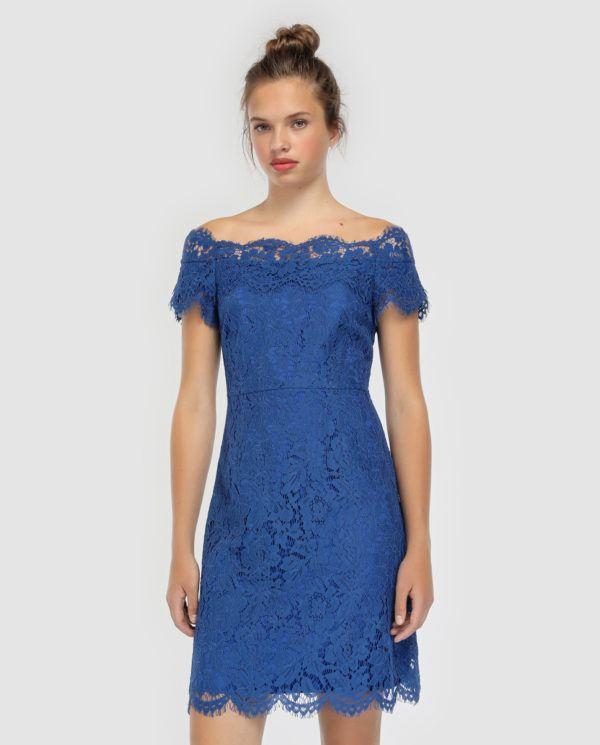 Vestidos De Encaje Otoño Invierno 2019 2020 Blogmujerescom