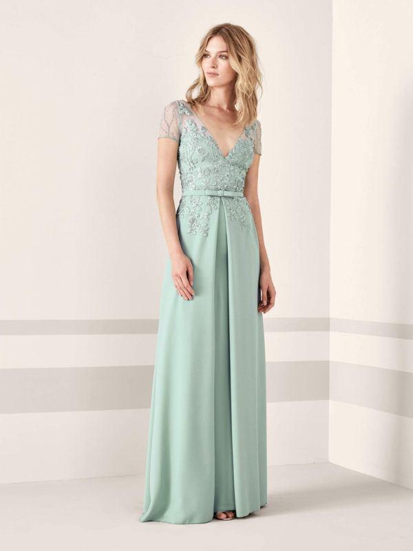 vestidos-de-fiesta-de-noches-elegantes-vestido-plisado-jardel