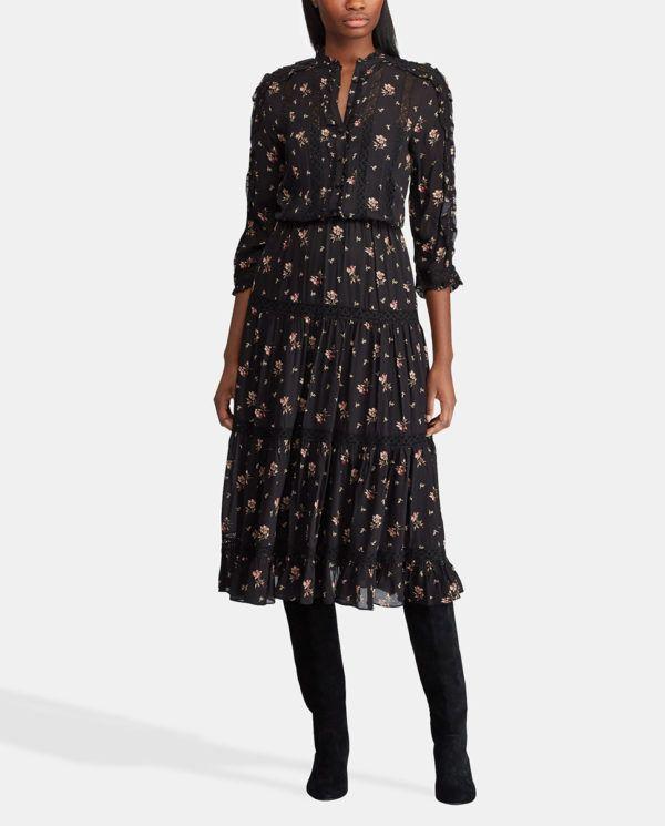 Vestidos de noche ralph lauren 2019