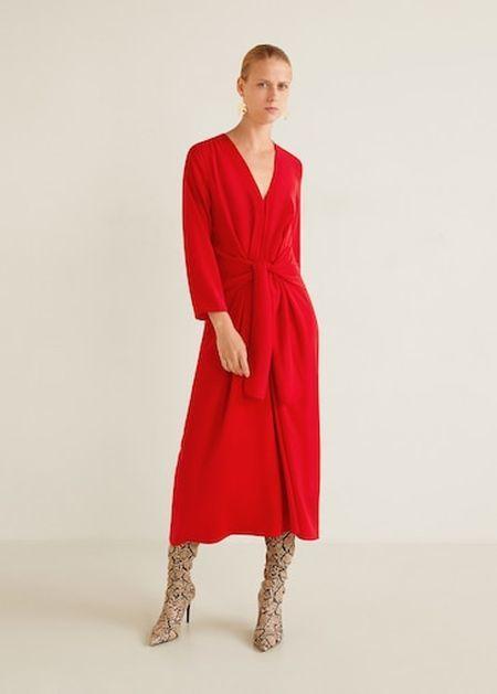 vestidos-de-fiesta-mango-vestido-fluido-nulo