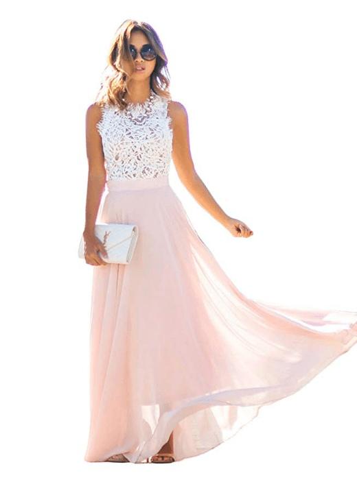 5722391e3d15 de 50 Vestidos de fiesta para gorditas Verano 2019