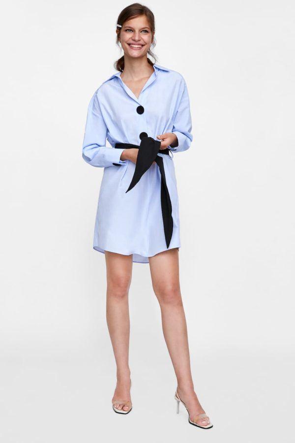 30971b94ed0 Vestidos de fiesta Zara Primavera Verano 2019 - Blogmujeres.com