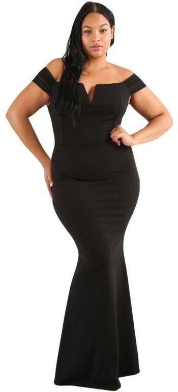 vestidos-para-mujeres-gorditas-largo-aubrey-negro-elegrina