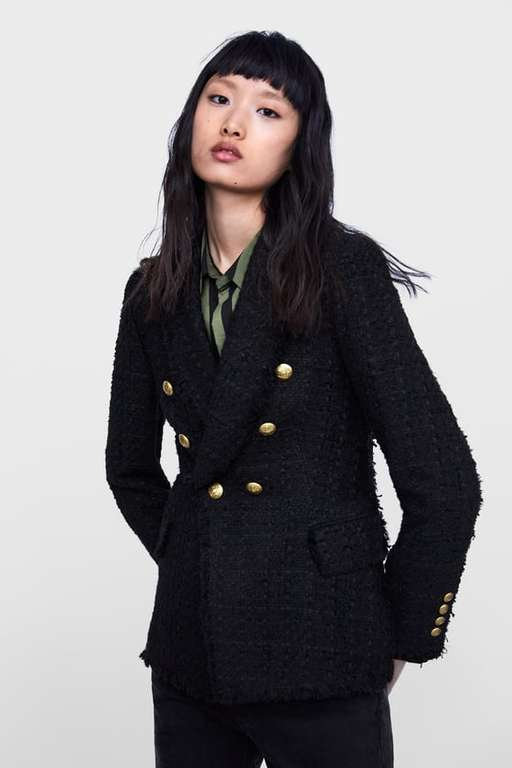 zara-otono-invierno-blazer-tweed-botones