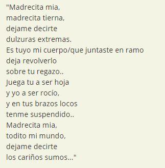 Poemas Y Poesías Para El Día De La Madre 2021 Blogmujeres Com