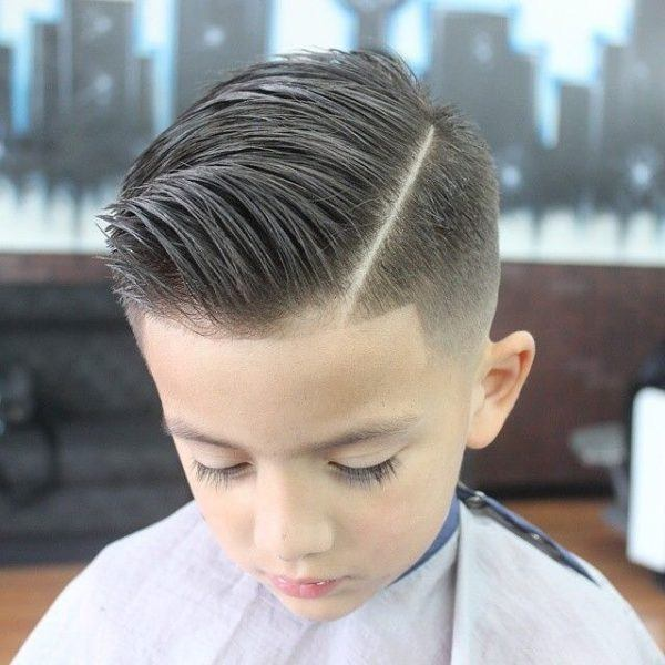 Cortes de cabello para ninos modernos 2020