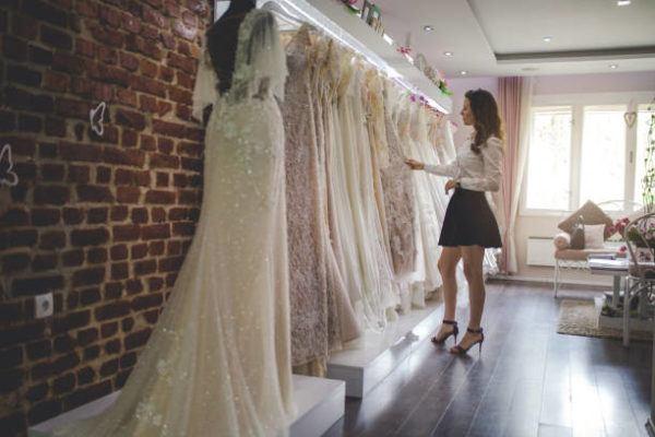 Segundo vestido novia elección