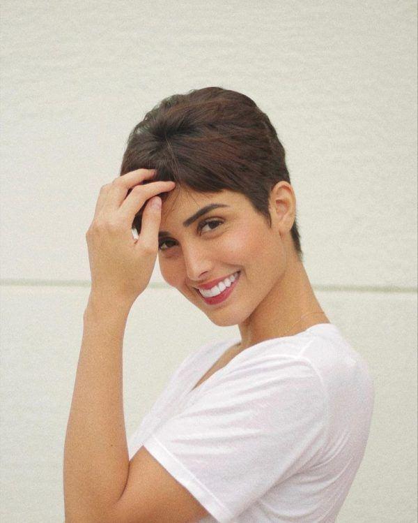 Cortes de pelo extremados para mujer