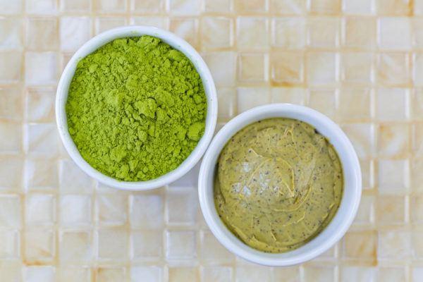 Beneficios del té verde para el cabello